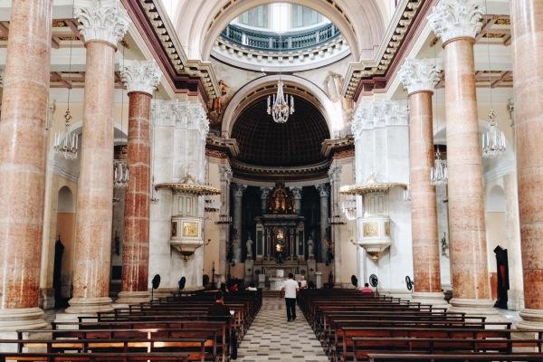 Basílica da Penha | Altar