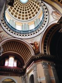 Basílica da Penha | Detalhes interior