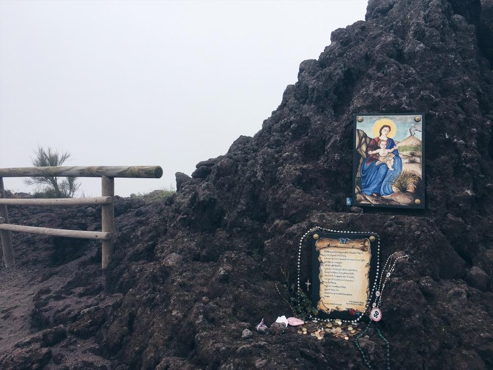 Vesuvio, Napoli, Italia